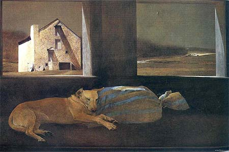 Night Sleepers by Andrew Wyeth