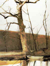 COLD SPRING Andrew Wyeth