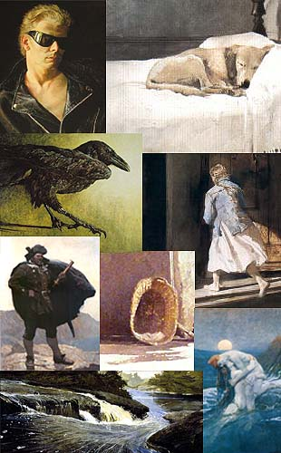 Wyeth prints